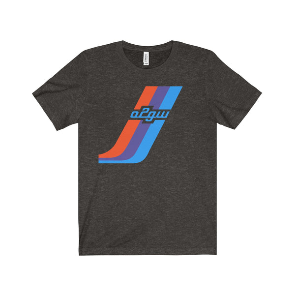 2002GW Big Turbo Stripe Tee