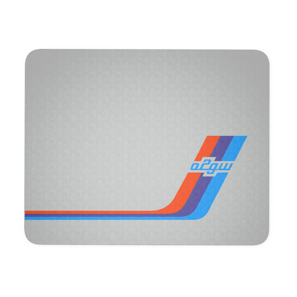 2002GW Turbo Stripes Mousepad