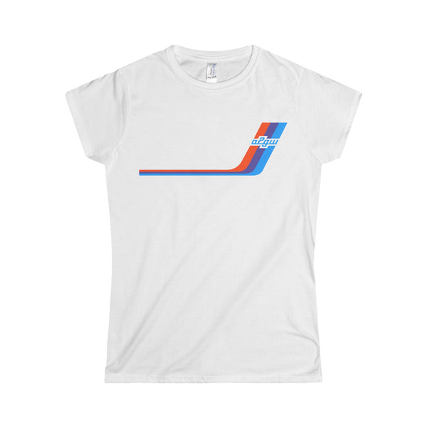 2002GW Turbo Stripe Women's T-Shirt