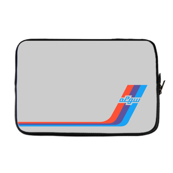 2002GW Turbo Stripe Tablet & Laptop Sleeve