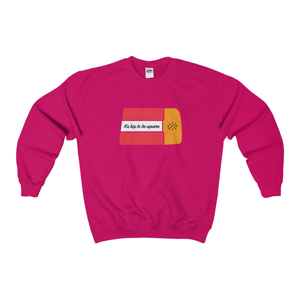 2002GW It's Hip Square Crewneck Sweatshirt