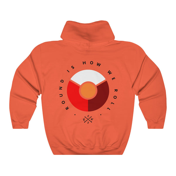 2002GW Round Is How We Roll Hoodie