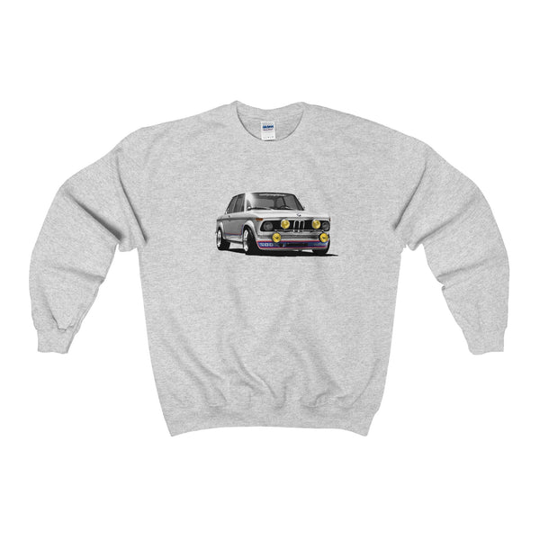 2002GW 1974 Turbo Crewneck Sweatshirt