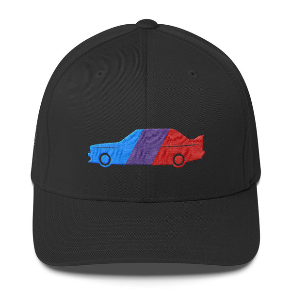 2002GW E30M3 Stripes Flexfit Cap