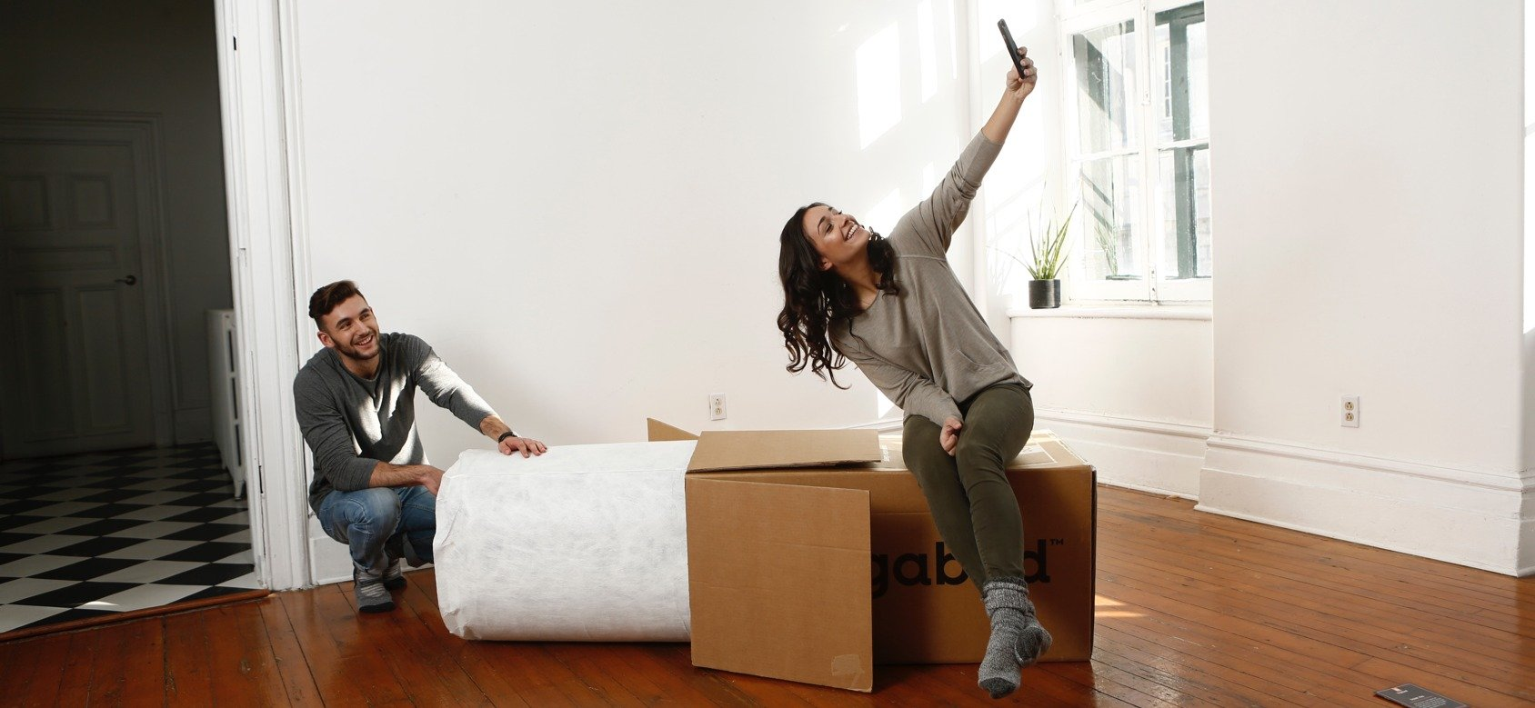 Here's Why Your Next Mattress Will Come In A Box - Yogasleep | Love Real Sleep