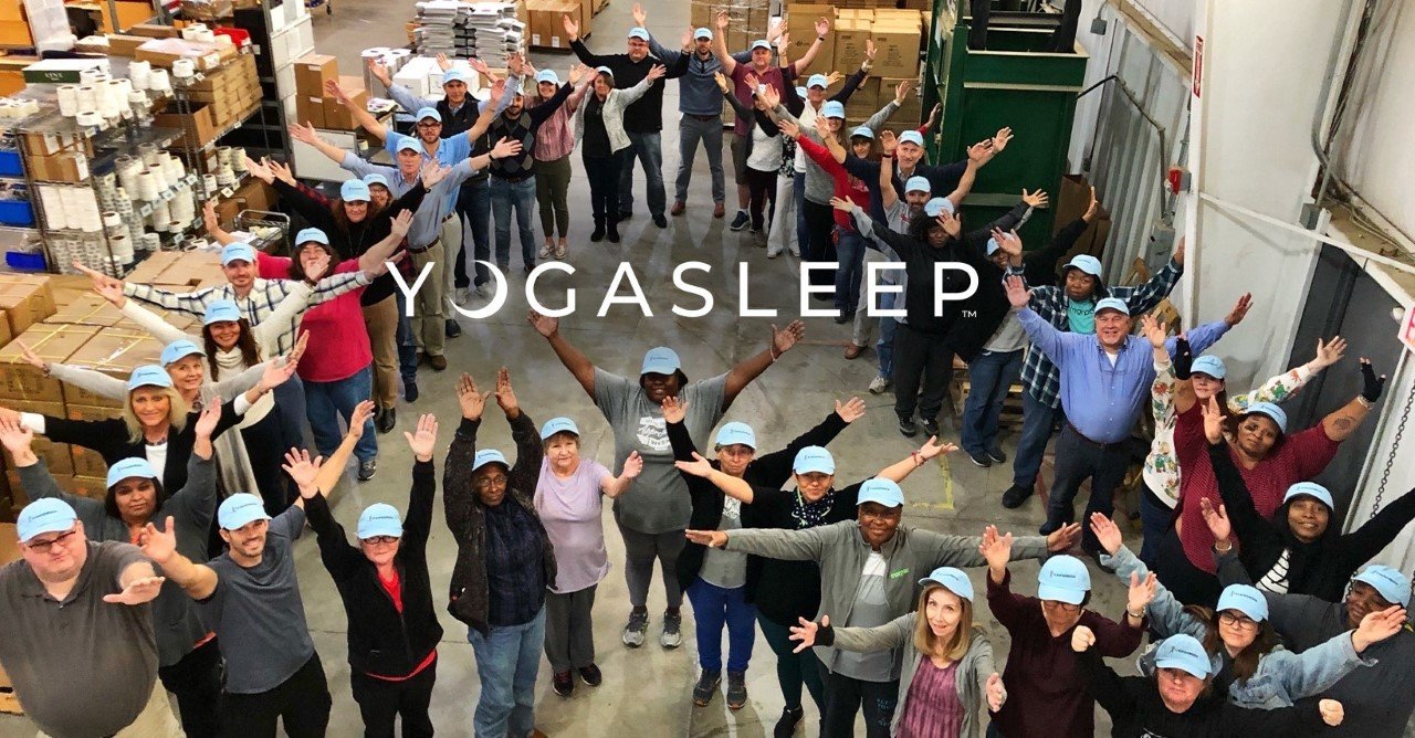 Big News! - Yogasleep | Love Real Sleep