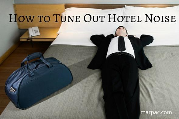 Noisy Hotel? White Noise to the Rescue! test - Yogasleep | Love Real Sleep