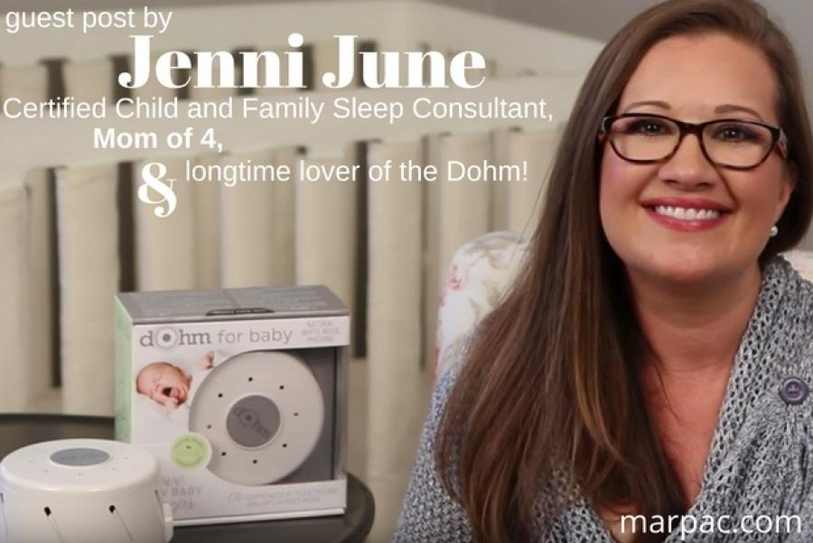 Jenni June's Nap Routine Secret Sauce - Yogasleep | Love Real Sleep
