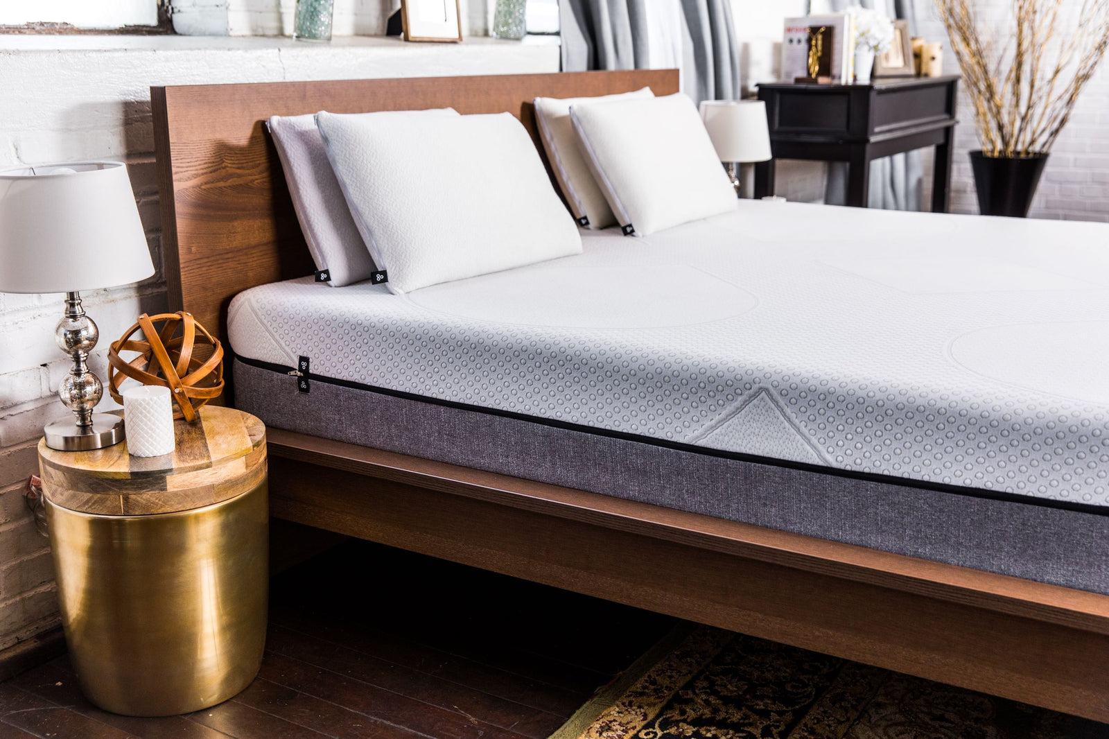 Queen Size Bed Dimensions Yogasleep