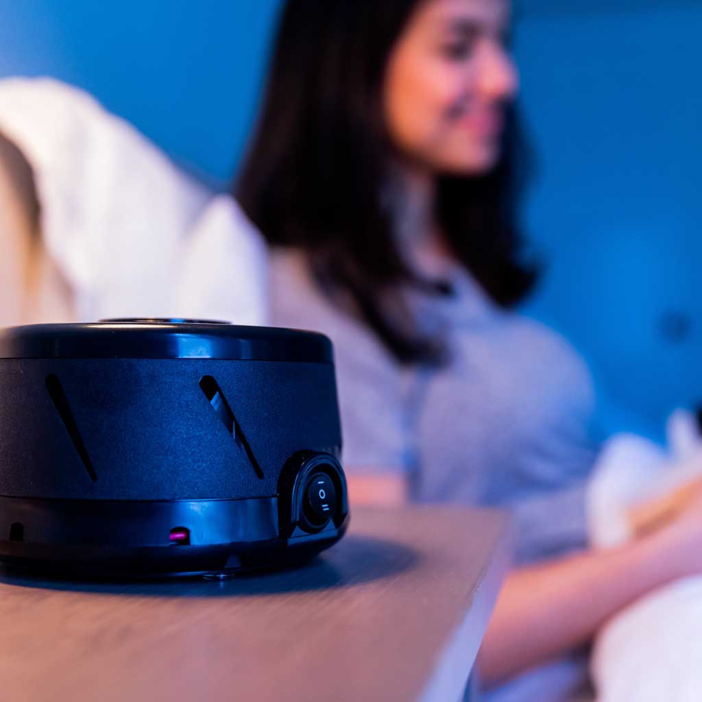 Dohm Classic Black | Natural Sound Machines | Yogasleep