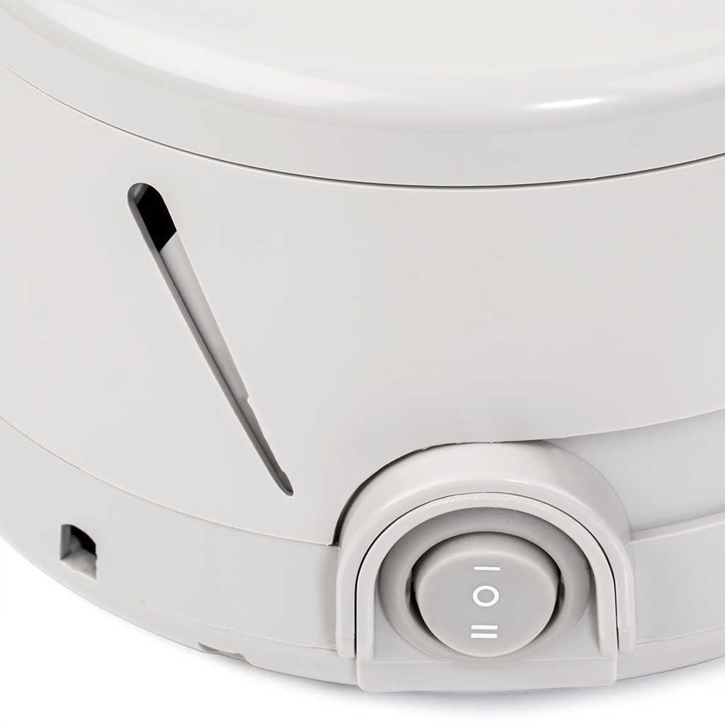 Dohm Classic Gray White Noise Sound Machine | Yogaseep