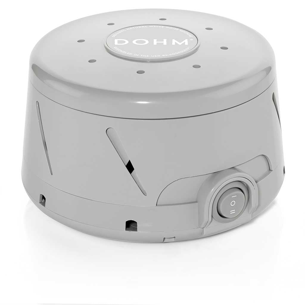 Dohm Classic Natural Sound Machine, Grey
