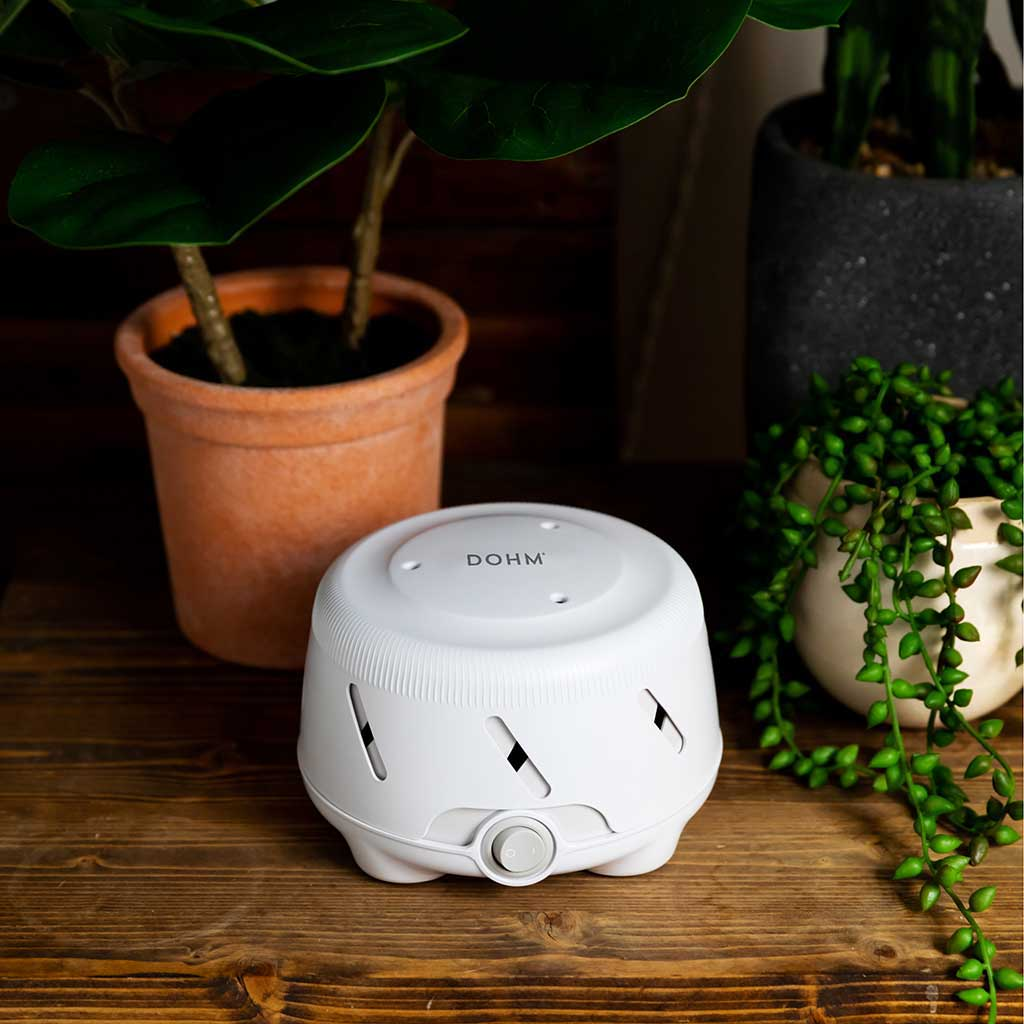 Dohm Uno | Natural Sound Machines | Yogasleep