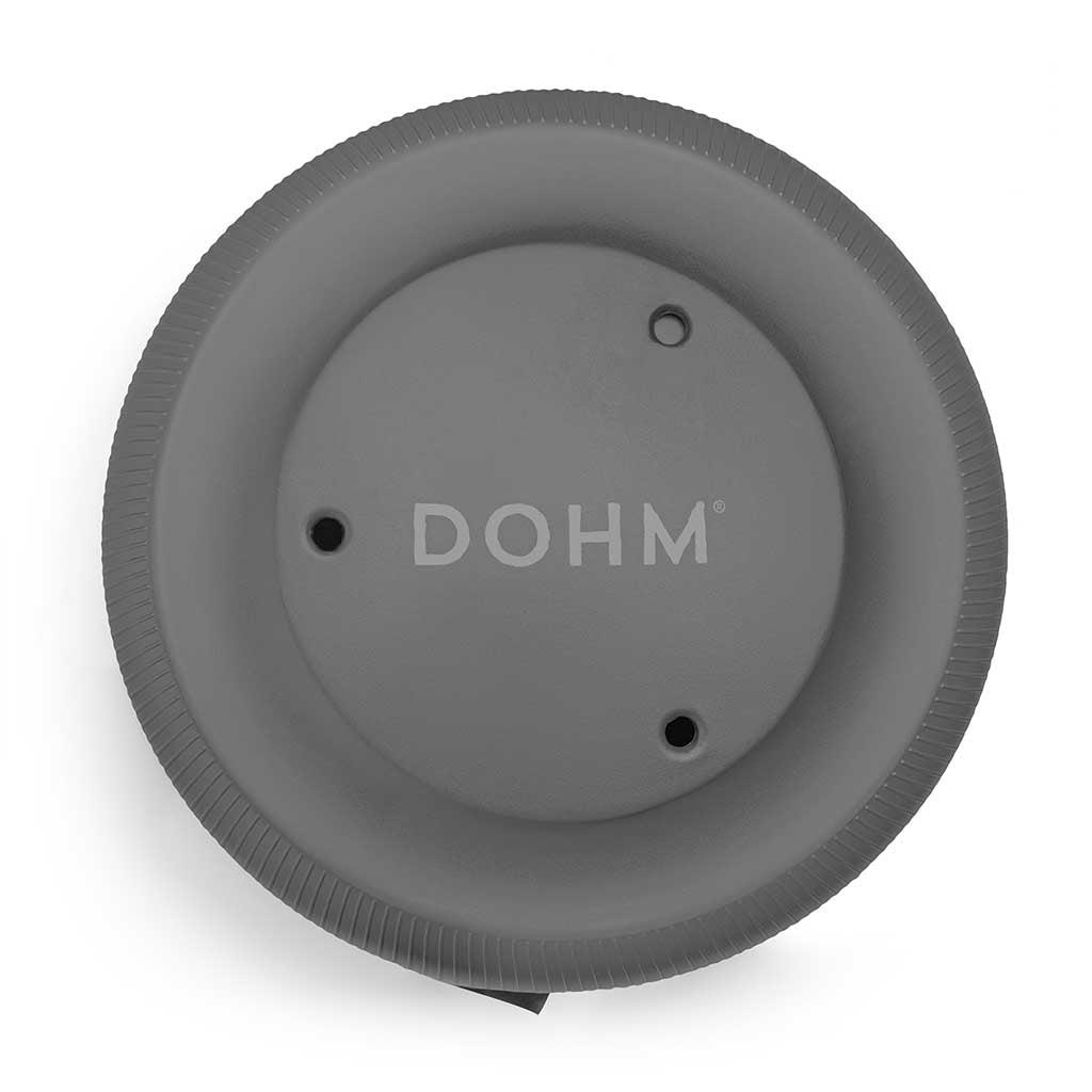 Dohm Uno (Charcoal) | Natural Sound Machines | Yogasleep