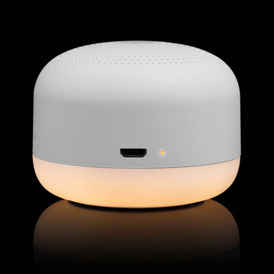 Travel Mini Multi Sound Machine with dimmable Nightlight | Yogasleep