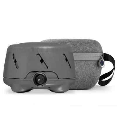 Dohm Uno Charcoal with Travel Case | Yogasleep