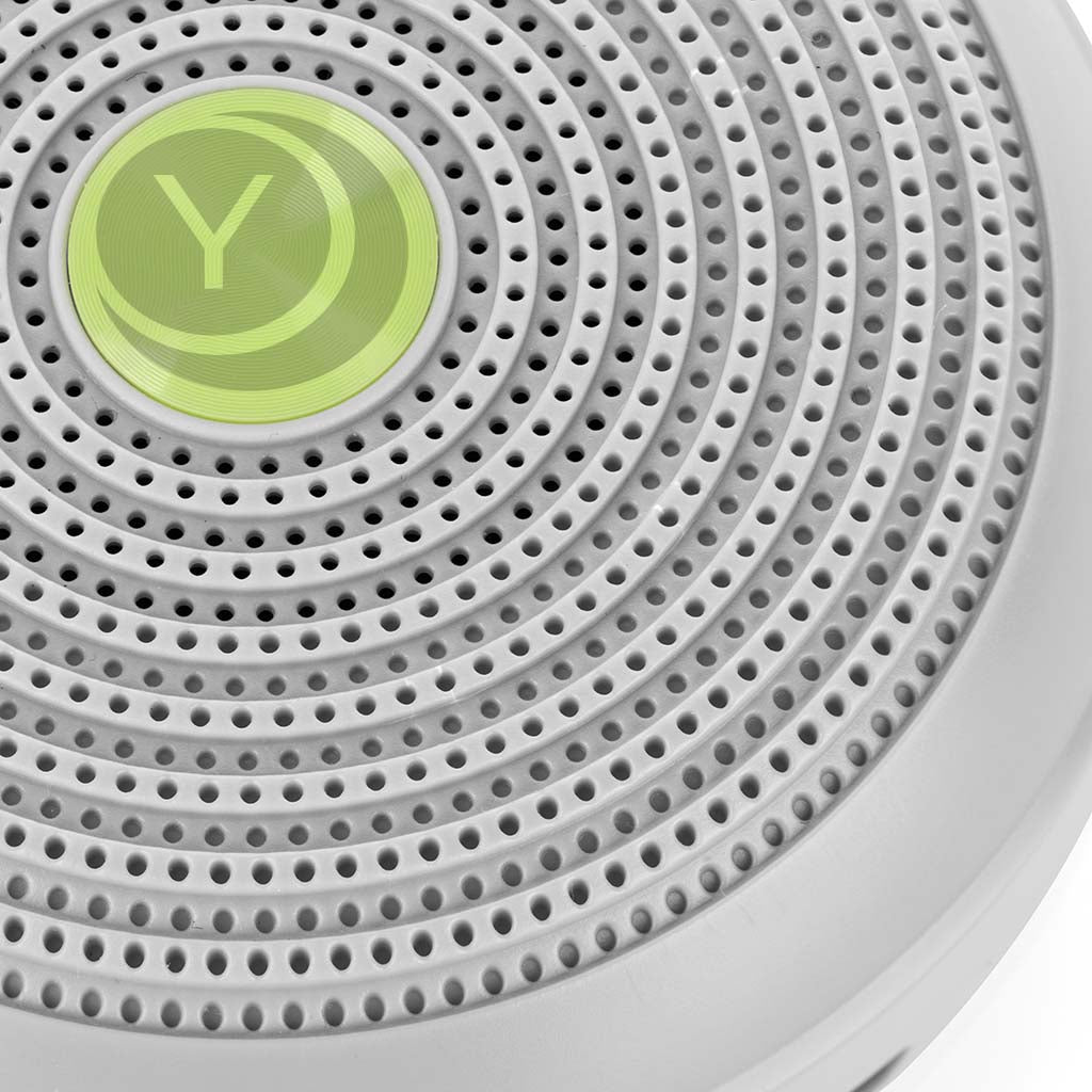 Hushh Compact Multi Sound Machine | Yogasleep
