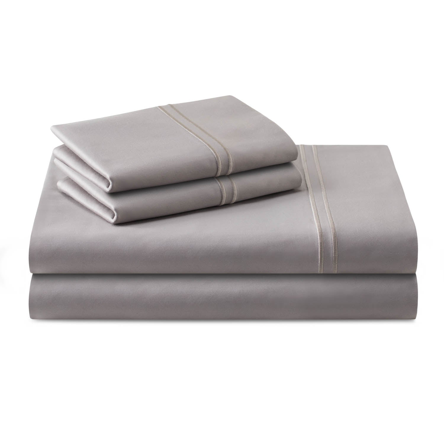 Supima Cotton Sheets Cal King Flax - Yogasleep by Malouf