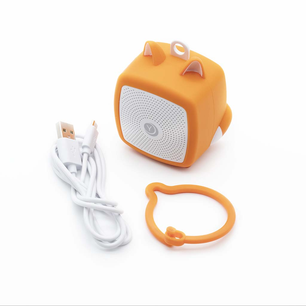Fox pocket-sized baby sound soother from Yogasleep