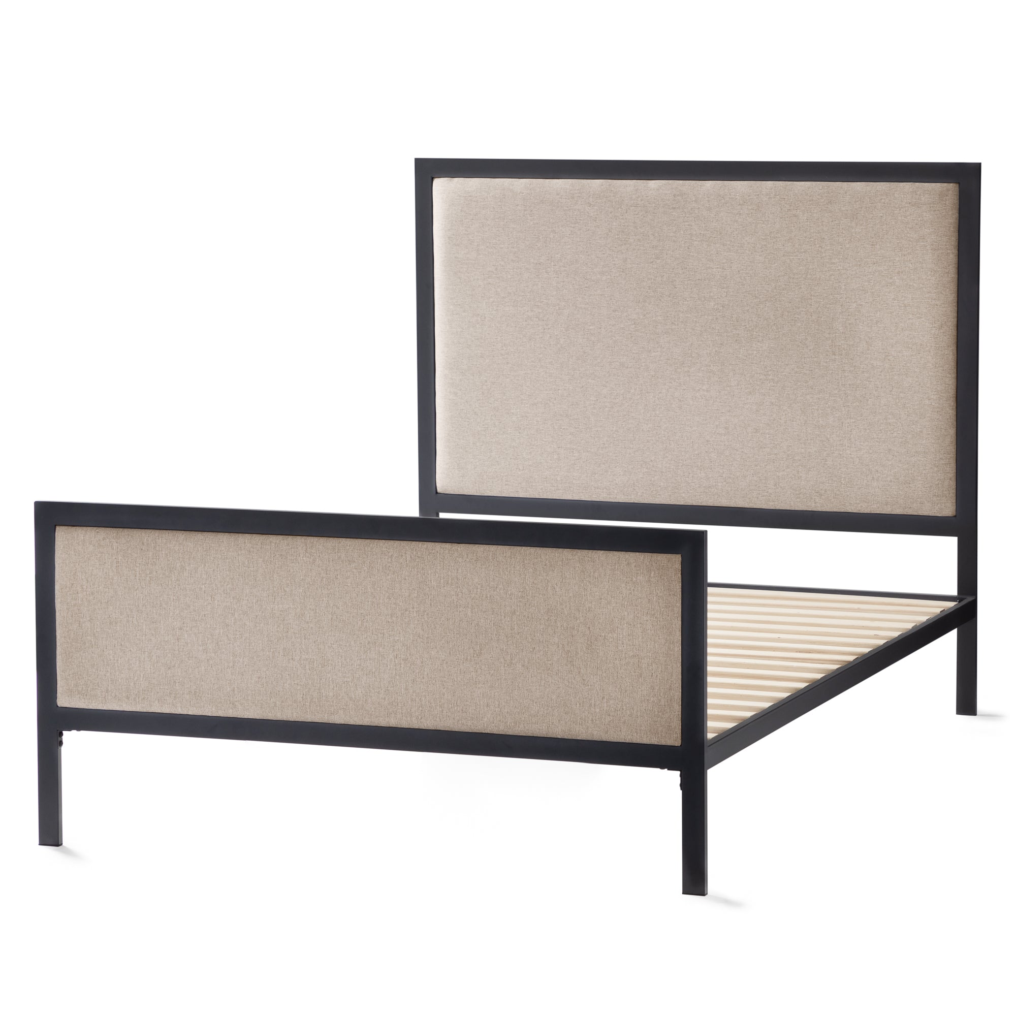 Designer Clarke Bed King Desert - Yogasleep by Malouf