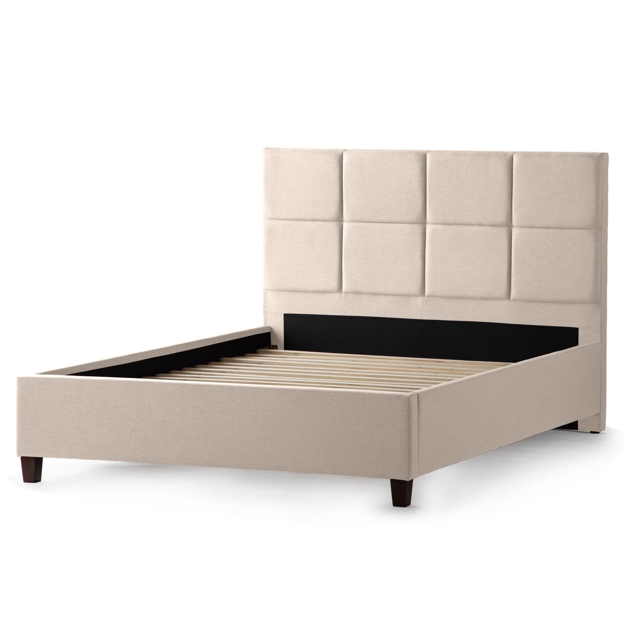 Yogasleep by Malouf Scoresby Designer Bed Oat - Yogasleep by Malouf