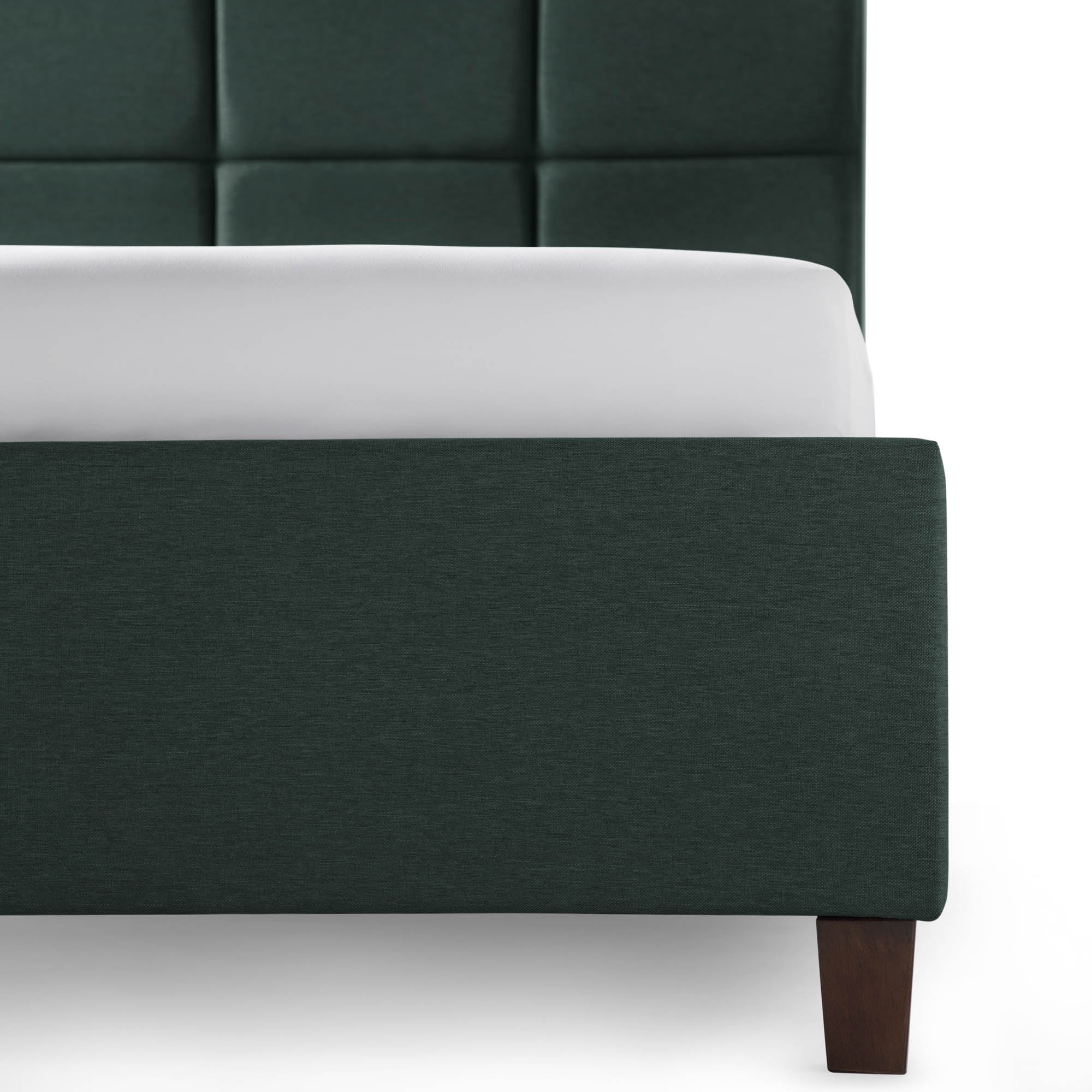 Yogasleep by Malouf Scoresby Designer Bed Spruce - Yogasleep by Malouf