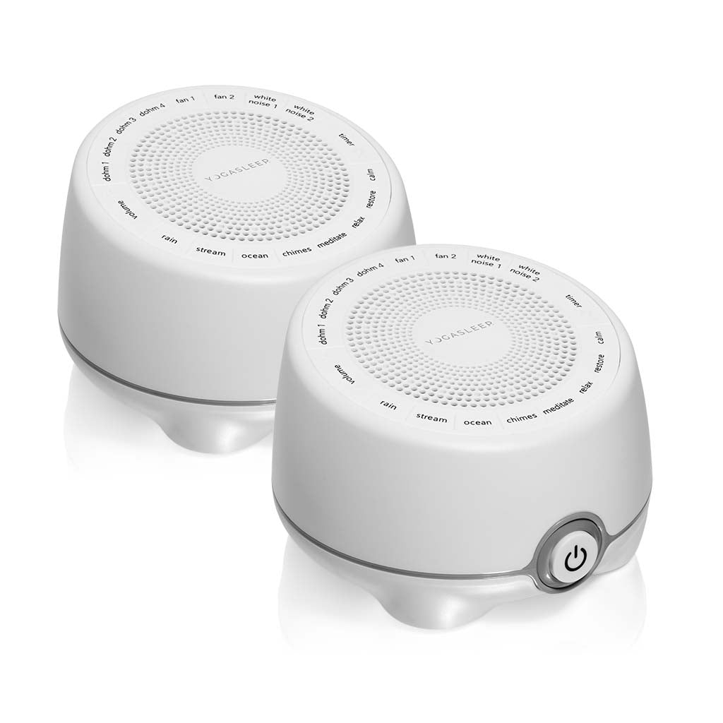 Whish Multi Sound Machine, 2-Pack | Yogasleep
