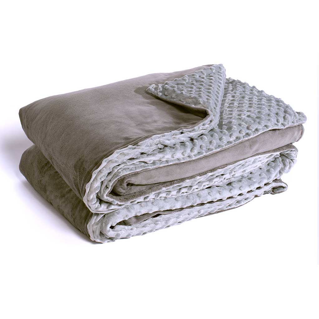 Weighted Blanket & Removable Duvet | Ships Free | Yogasleep