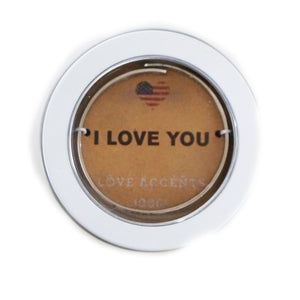 I Love You - English Love Accents Bangle