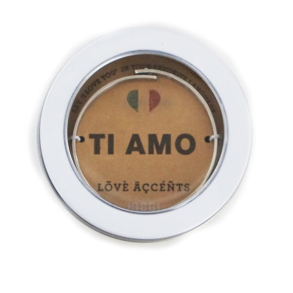 Ti Amo - Italian Love Accents Bangle