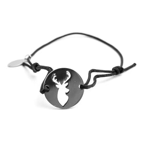 DEER SPIRIT ANIMAL BRACELET ISFJ  - Jaeci Jewlery