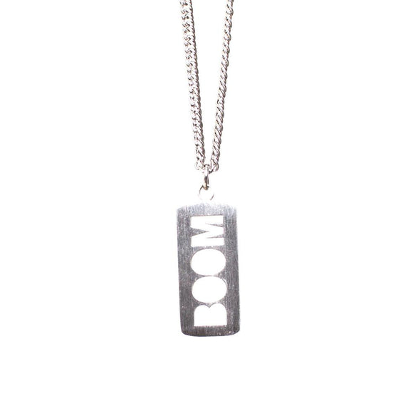 Boom Necklace  - Jaeci Jewlery