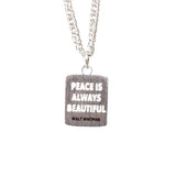 Emoji Peace Necklace  - Jaeci Jewlery