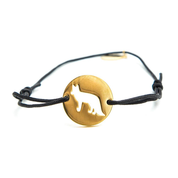 Fox Spirit Animal Bracelet ESTP  - Jaeci Jewlery