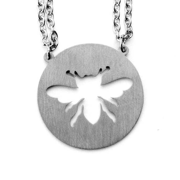 Honeybee Animal Necklace ESTJ  - Jaeci Jewlery