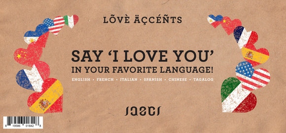 LOVE ACCENTS HEADER