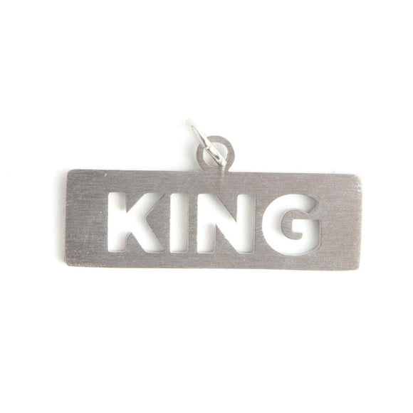 KING DOG TAG  - Jaeci Jewlery
