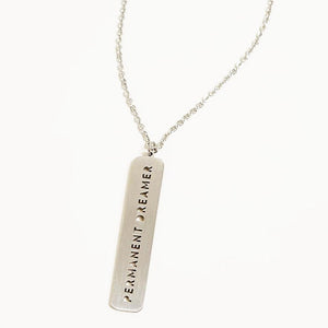 Permanent Dreamer Cutout Necklace