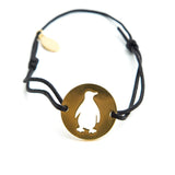 Penguin Spirit Animal Bracelet ESFP  - Jaeci Jewlery