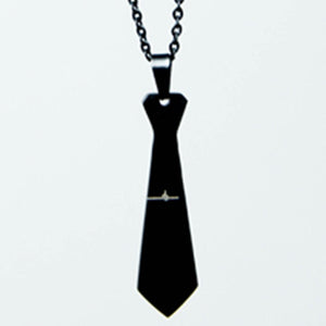 The Rebel Tie Necklace  - Jaeci Jewlery