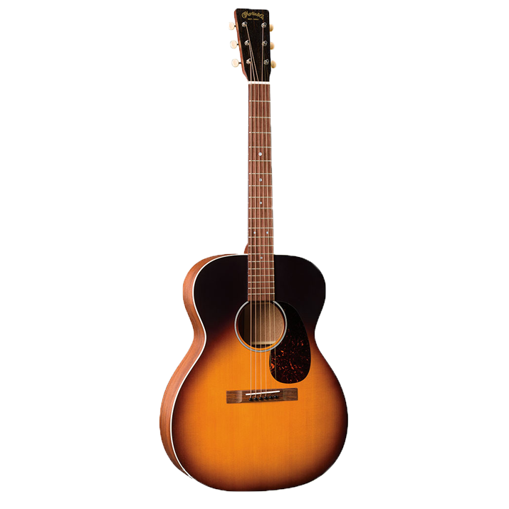 Martin 17 Series: 00017E Whiskey Sunset wMatrixVT Enhance