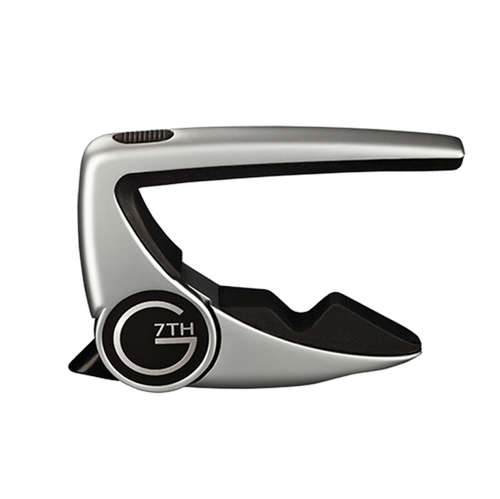 G7th Performance 2 Capo Steel String Silver