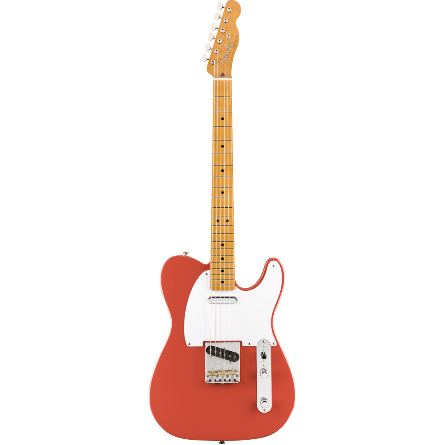 Fender Vintera '50s Telecaster®, Maple Fingerboard, Fiesta Red