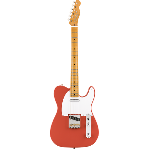 Fender Vintera '70s Telecaster® Thinline, Maple Fingerboard, Candy Apple Red