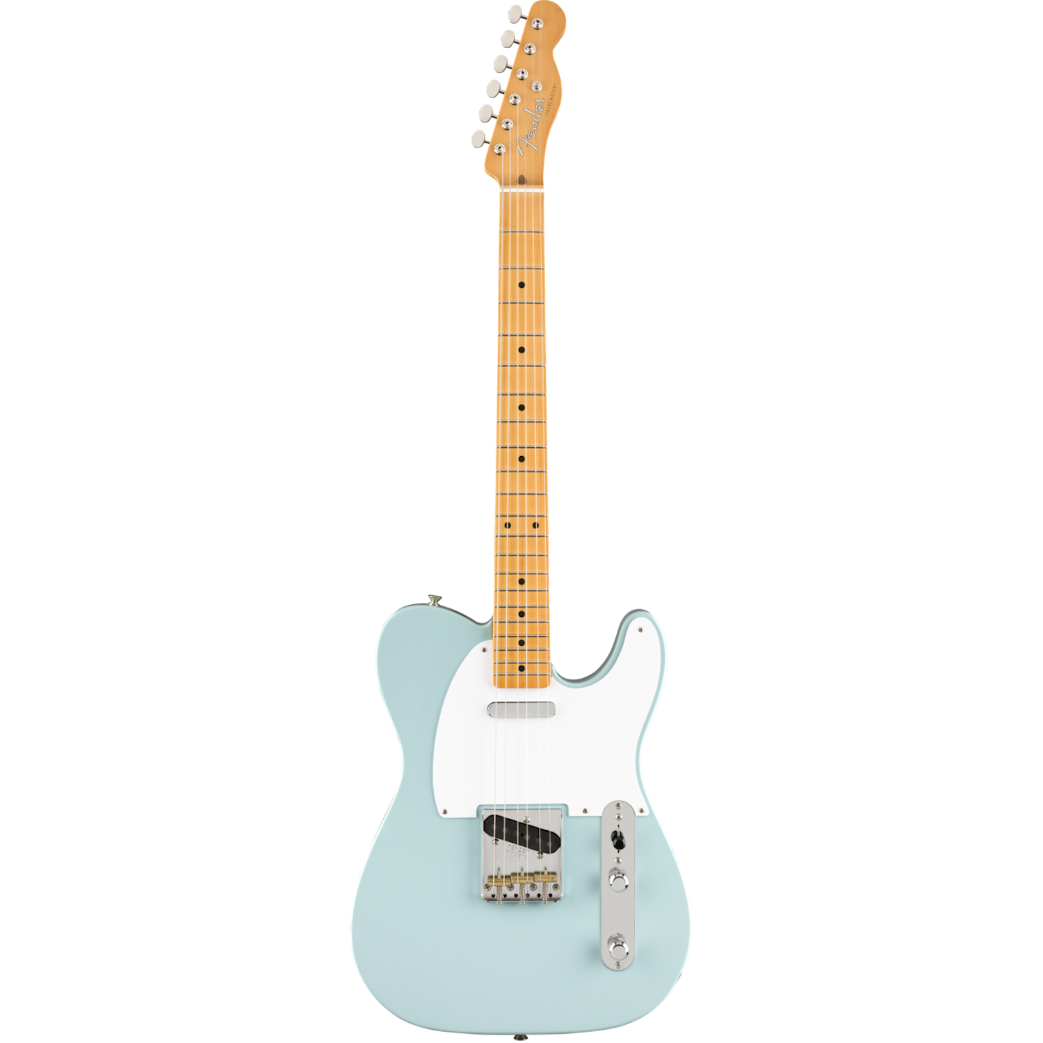 Fender Vintera '50s Telecaster®, Maple Fingerboard, Sonic Blue
