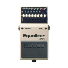 Boss GE7 7 Band Graphic Equaliser