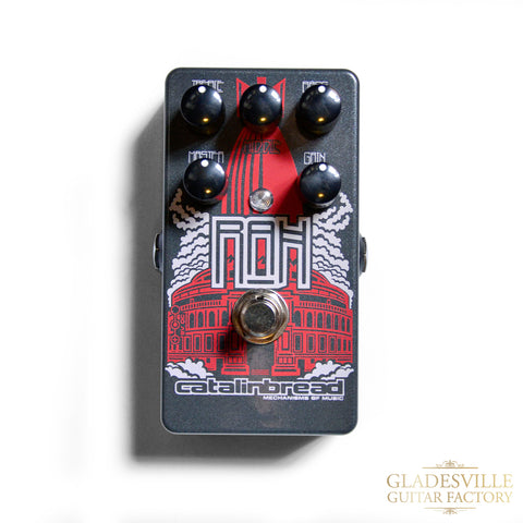 ELECTRO HARMONIX ENGLISH MUFFIN