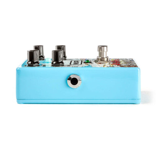 MXR DD25 Dookie Drive Overdrive V3