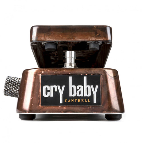 Dunlop GJC95 Jerry Cantrell Signature Cry Baby Wah - Used