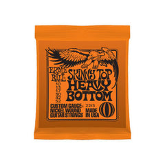 Ernie Ball 10-52 Skinny Top Heavy Bottom Nickel Wound